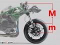倒置式与正置式摩托车前减震器的特点