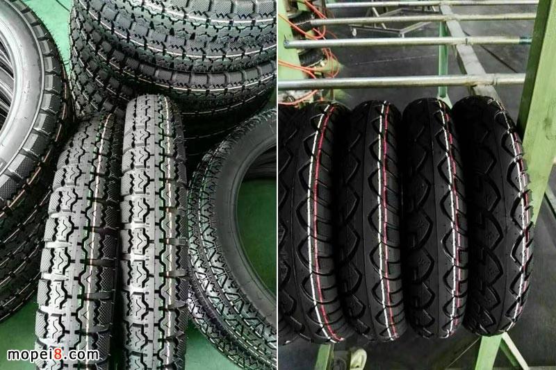摩托车轮胎厂房