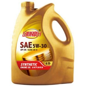 SAE 5W-30 合成汽油机油 汽车机油