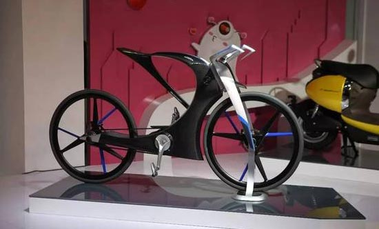五羊—本田电动自行车概念车