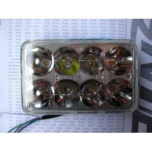 LED 珠江8朱