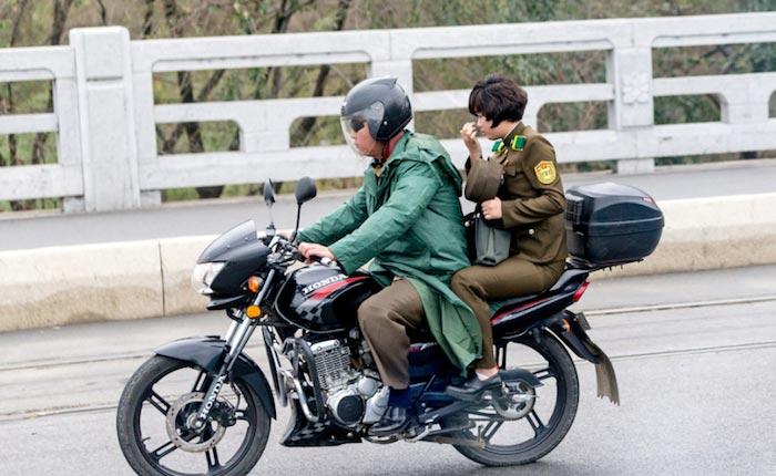 朝鲜禁摩更严苛