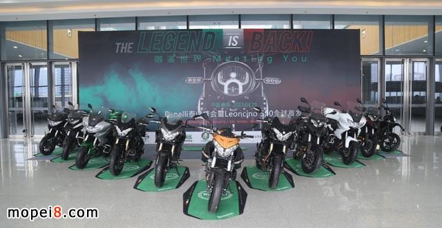 钱江摩托车国外销售市场