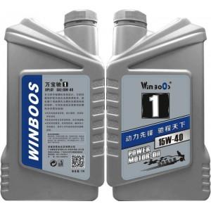 万宝驰 API-SF 15W-40摩托车润滑油