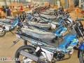 缅甸木姐105码贸易区7个月进口中国摩托车36.7万台