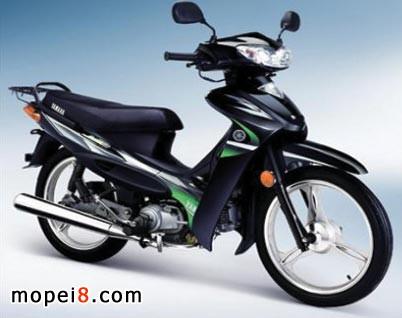 雅马哈F8摩托车车筐