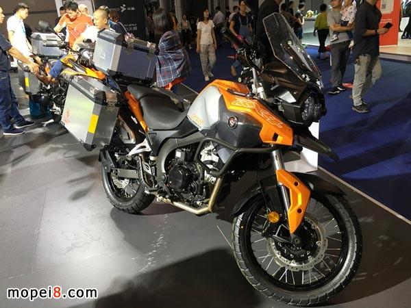 大排量休闲娱乐摩托车增长迅速