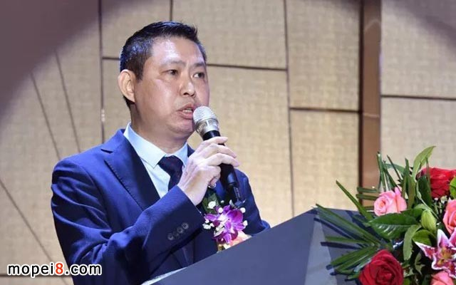 广州市摩托车配件行业商会会长叶永祥