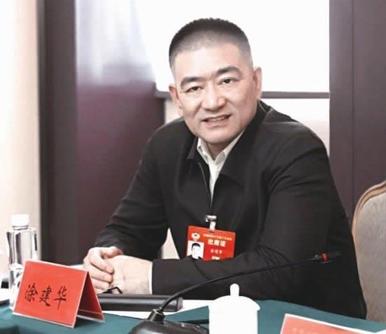 隆鑫摩托车董事局主席涂建华